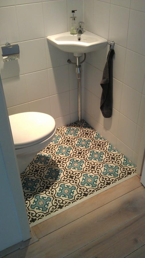Tegelzettersbedrijf e p keijzer projecten - Tegels voor wc foto ...